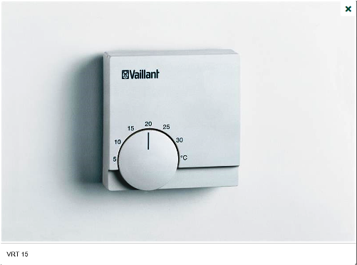 Vaillant VRT 15 ON OFF Oda Termostatı